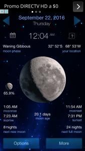 Lunar Phase para iOS