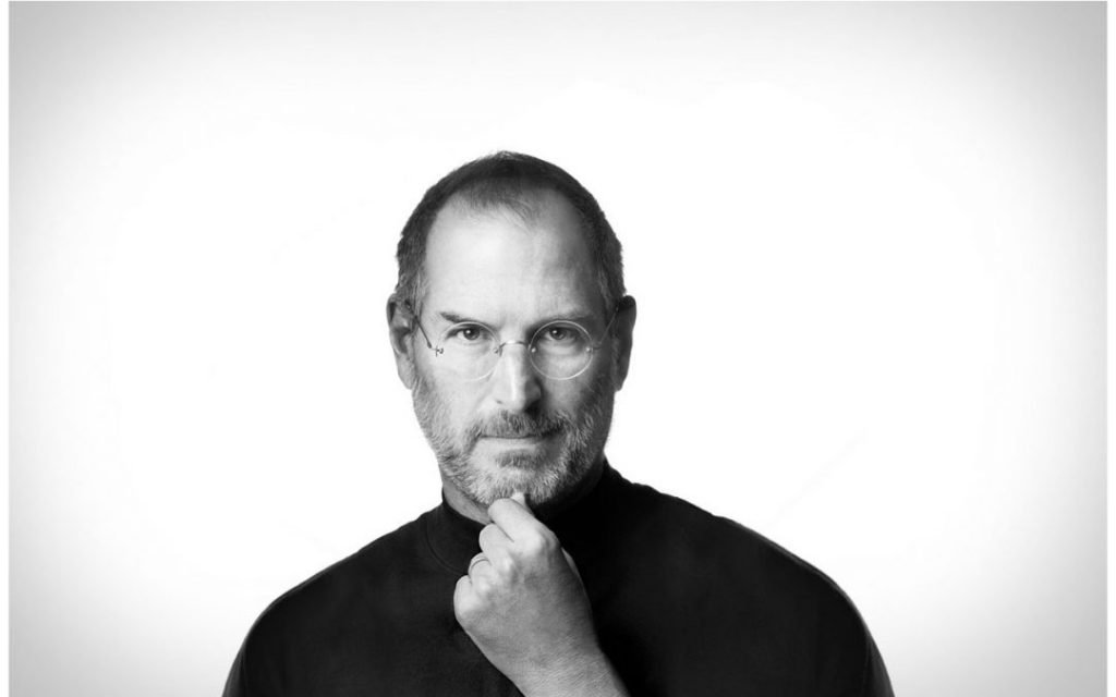 Steve Jobs, inmortalizado por Albert Watson.